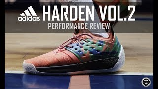 Test adidas Harden Vol.2