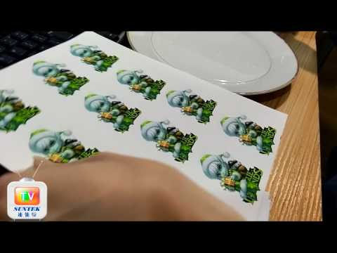 inkjet and laser water transfer printing paper