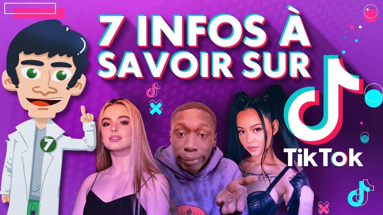 Download 7 INFOS À SAVOIR SUR TIKTOK - DOC SEVEN