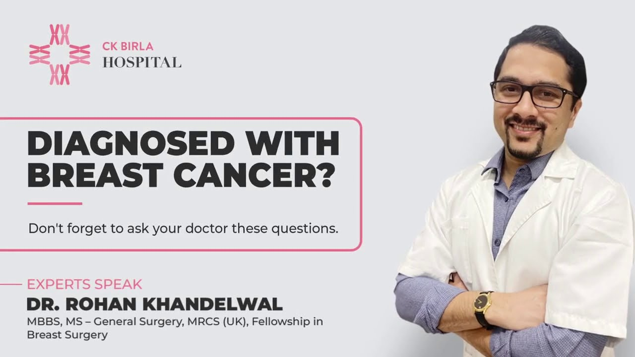 Questions which a breast cancer patient should ask their breast cancer doctor