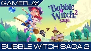 Bubble Witch Saga 2 Level 40 -- Free Online Games auf POGED