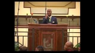 "Pastor Andre Mitchell ""Pressing Towards the Mark"""