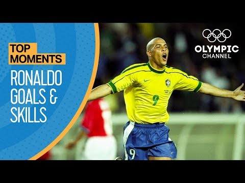 Ronaldo: Goals & Skills - Olympic Highlights | Top Moments