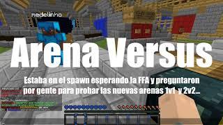 BouCraft | Arena Versus, TDM y FFA | #47