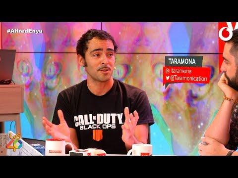 Taramona explica cómo nos engañan las redes sociales #AlfredEnyu