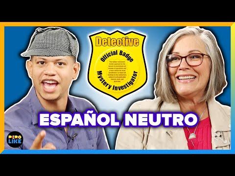 Neutral Spanish vs. Dominican Spanish