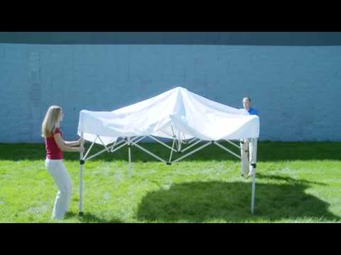 Showstopper Premium 10FT Canopy Tent Set-up Instructions