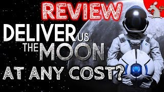 DELIVER US THE MOON - FORTUNA REVIEW! GREAT GAME WHEN FINISHED!