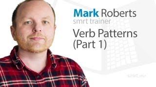 Verb Patterns (Part 1)