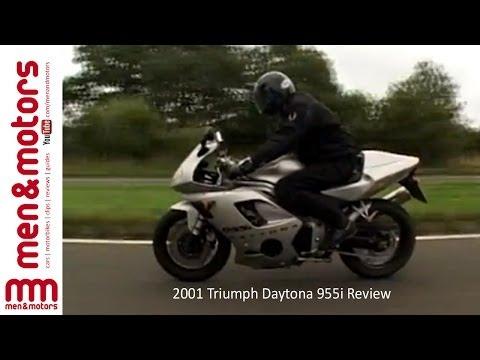 Triumph Daytona i Review