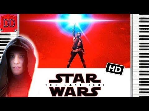 STAR WARS 8 The Last Jedi - John Williams / Piano cover