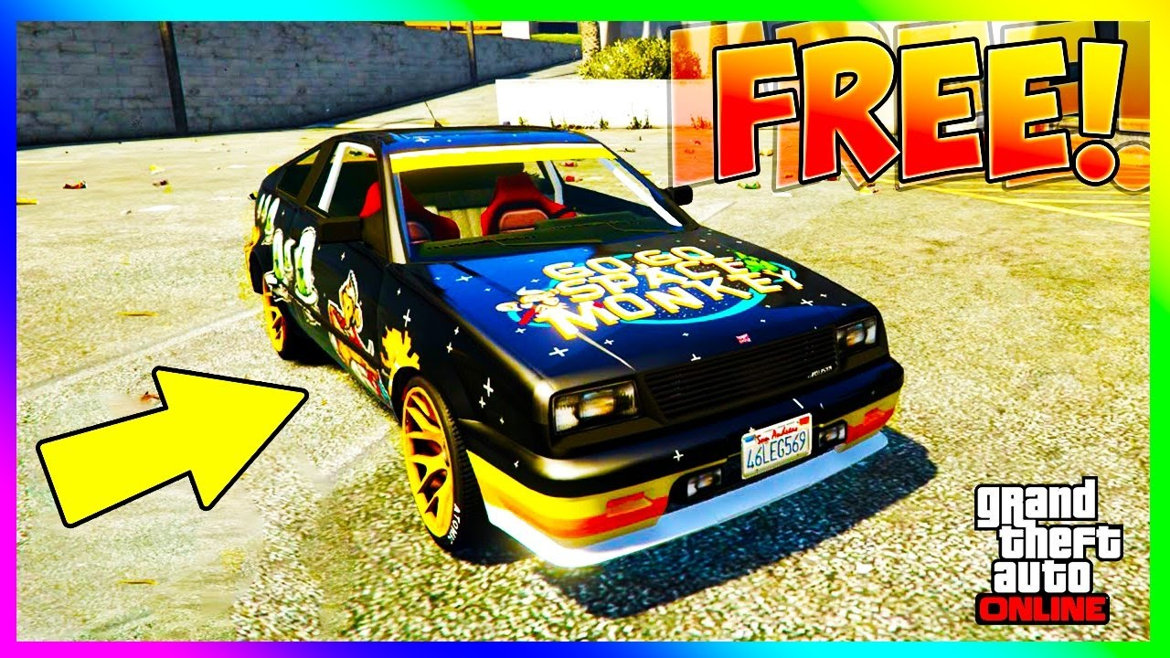 Gta Free Secret Rare Cars In Gta Online Rare Cars