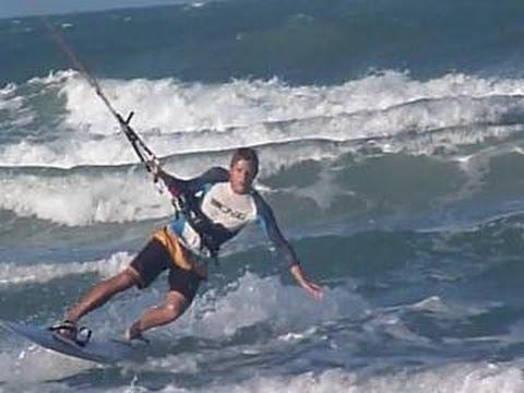 Kitesurfing Cocoa Beach