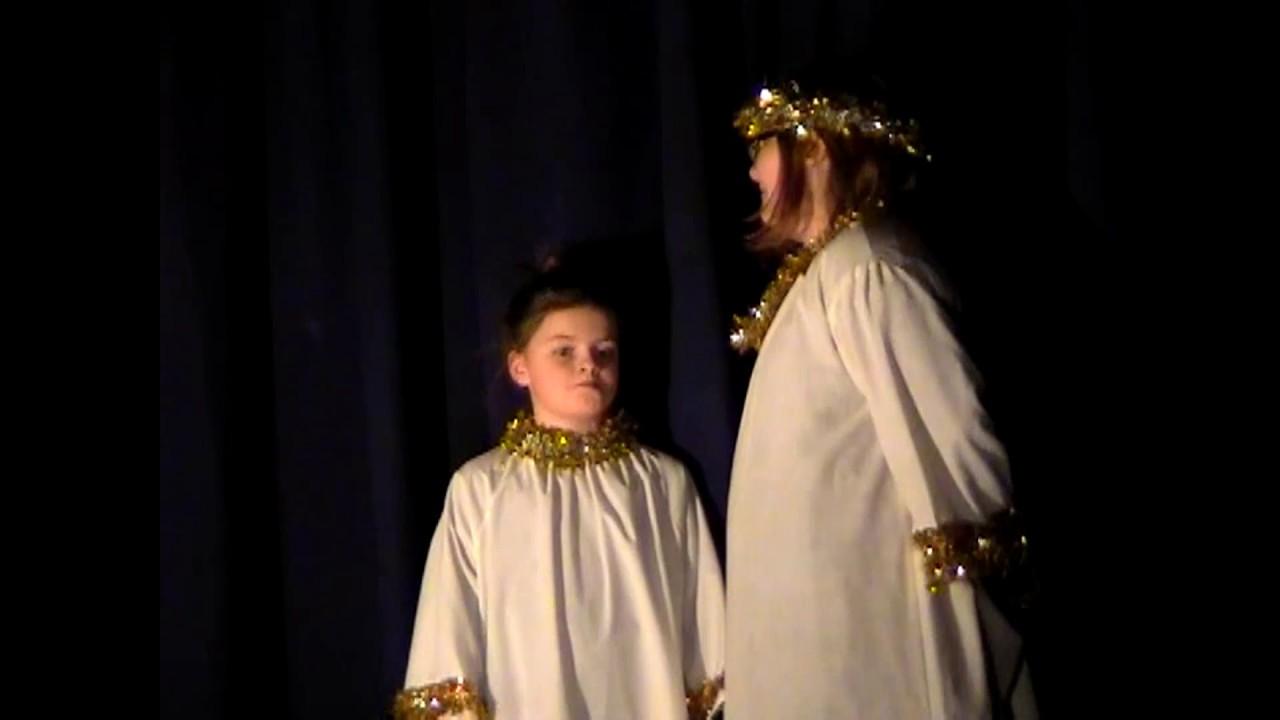 St. Mary's Academy Christmas Program  12-16-10