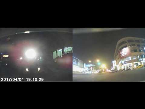 高雄五甲交通真的超亂-遇到垃圾闖紅燈