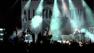 All Time Low - Weightless live Sentrum Scene 2015