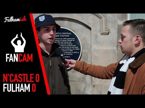 FAN CAM | Newcastle United 0-0 Fulham
