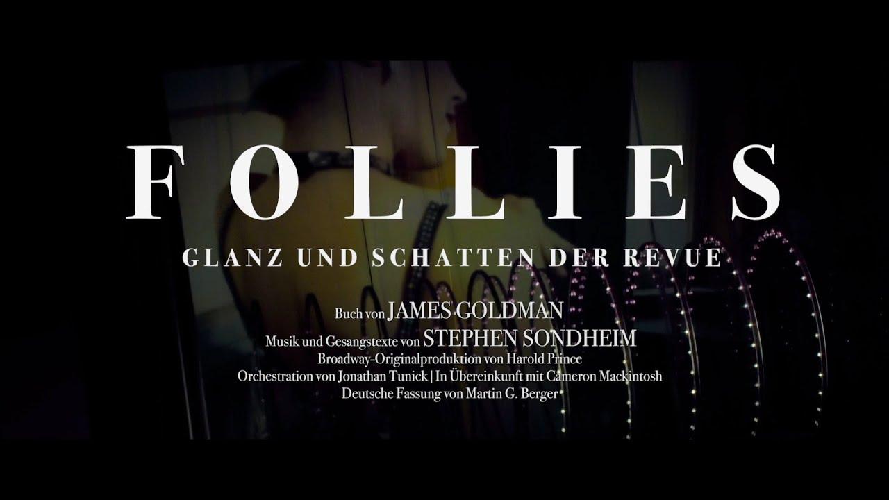 Follies Glanz und Schatten der Revue