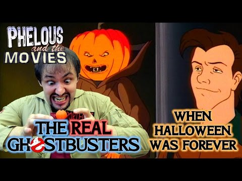 The Real Ghostbusters: When Halloween Was Forever