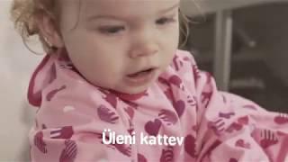 Video: Tidy Tot iminappadega põll