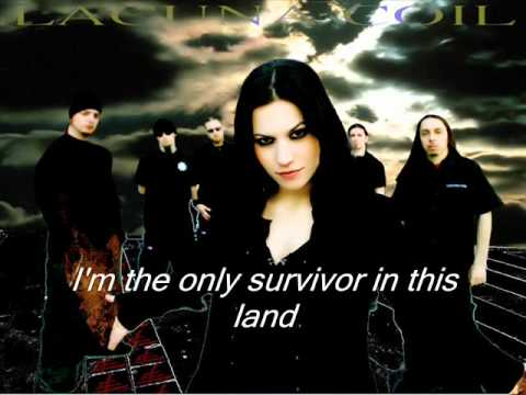 Lacuna  coil - To myself I turned: Music, lyrics, subtitled
