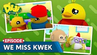 Didi, Nana, And Jojo Miss Kwek   Nursery Rhymes & Songs For Kids   Didi & Friends English