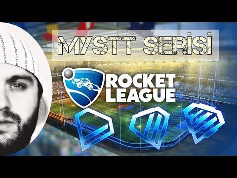 Rocket League : Türkçe - MysTT Geri Geldi #1 || (Geciken Video) thumbnail