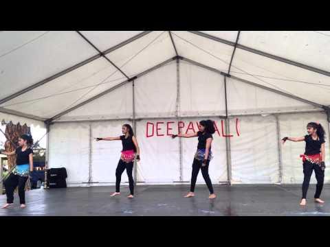 Bollywood Dance -Radha on Dance Floor