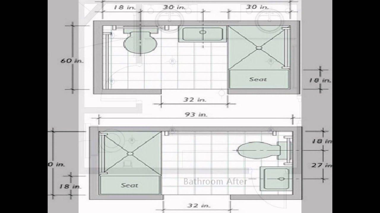 Bathroom floor planner - Latest Design Bathroom Floor Plan For A Minimalist Home
