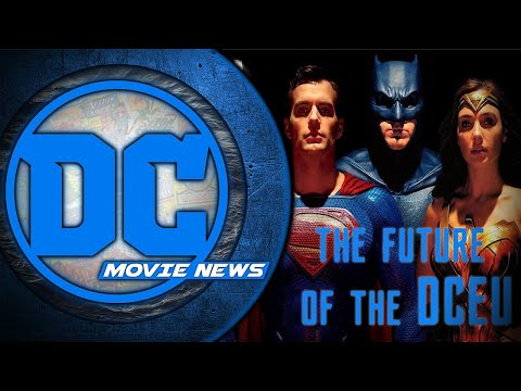 The Justice League Aftermath And The Future Of The Dceu Dc Movie News