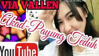 Via Vallen Akad Payung Teduh  Remix Dangdut Koplo