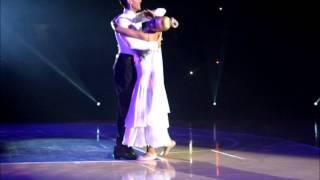 Katrina Patchett & Maxime Dereymez - Valse - Mondial Show Dance 2013