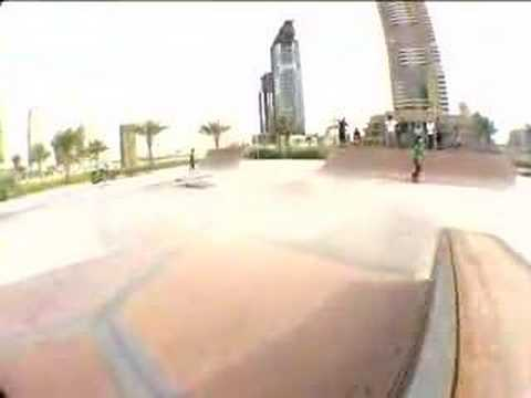 Inside the Middle East (Skate)