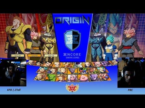 ORIGIN - DBFZ  - KPB   2Tall Vs. PRC - Losers Finals