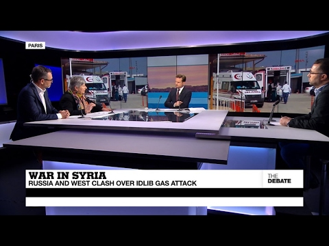 War in Syria: Russia and West clash over Idlib gas attack (part 2)