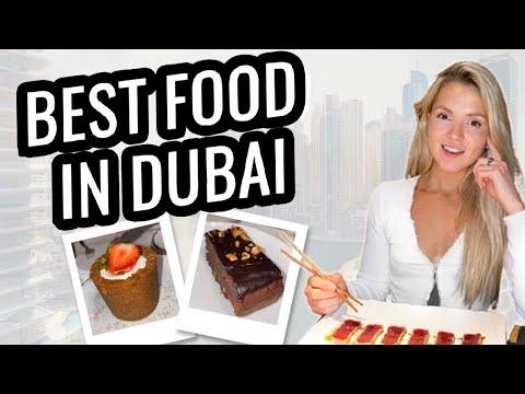 The Best Restaurants In Dubai l Ultimate Food Tour