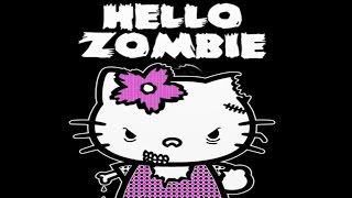 HELLO KITTY ZOMBIES 2016 - Call of Duty Zombies Custom Map Gameplay