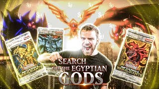 SEARCH for the Egyptian GOD CARDS | YuGiOh Battle Pack 2 War of Giants Box Opening!