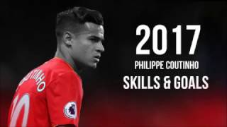PES 2017 - Philippe Coutinho 2016-17 - Dribbling Skills/Tricks & Goals || HD