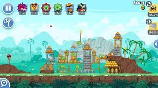 [NO POWER-UP][🌟🌟🌟][WEEK 333 A][LEVEL 2] angry birds friends tournament
