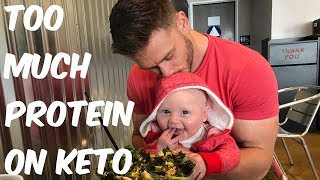 Keto Diet Mistakes: High Protein Levels May Kick You Out of Ketosis- Thomas Delauer