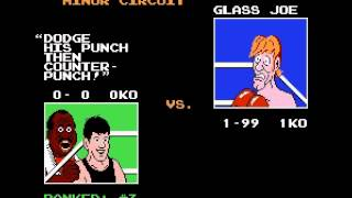 Punch-Out!! - VS Glass Joe - User video
