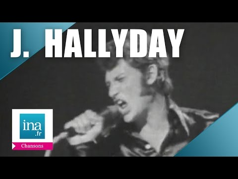 Johnny Hallyday, le best of des années 60 (compilation) | Archive INA