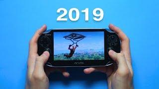 2019 PlayStation Vita Unboxing | ASMR