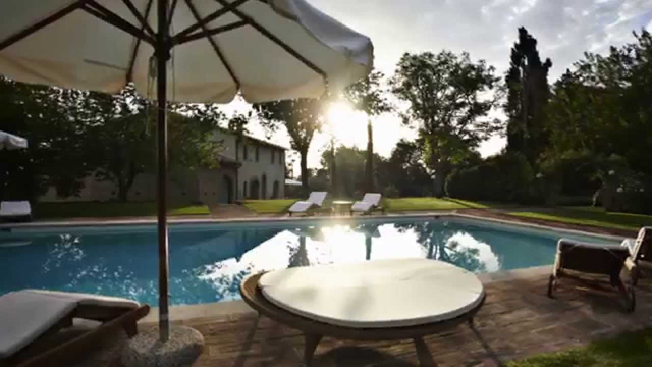 villa lavanda - luxury villa rental - siena, tuscany, italy - youtube