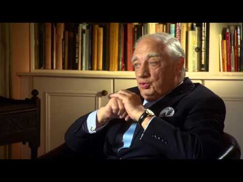 Peter Sutherland on Globalisation | The Meaning Of Life | RTÉ One