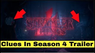 Stranger Things Season 4| What Did We Miss In The Stranger Things Season 4 Trailer?