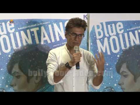 BLUE MOUNTAINS Movie (2017) Trailer Launch || Ranvir Shorey || Many Bollywood Celebs !!!