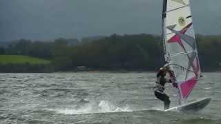 Planche à voile/Windsurf Pareloup 2013