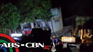 Magnitude 6.1 quake jolts parts of Luzon | 22 April 2019
